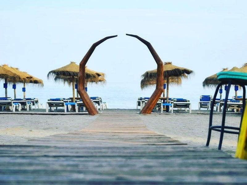 Playa del Chiringuito el Madero
